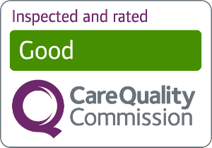 Rated Good by the Care Quality Commission - BelleVie is regulated by the CQC