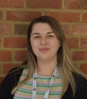 Photo Louisa Wellbeing Support Worker