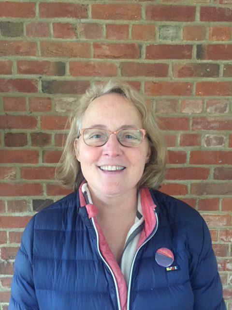 Katy Burnett Wellbeing Support Worker Abingdon