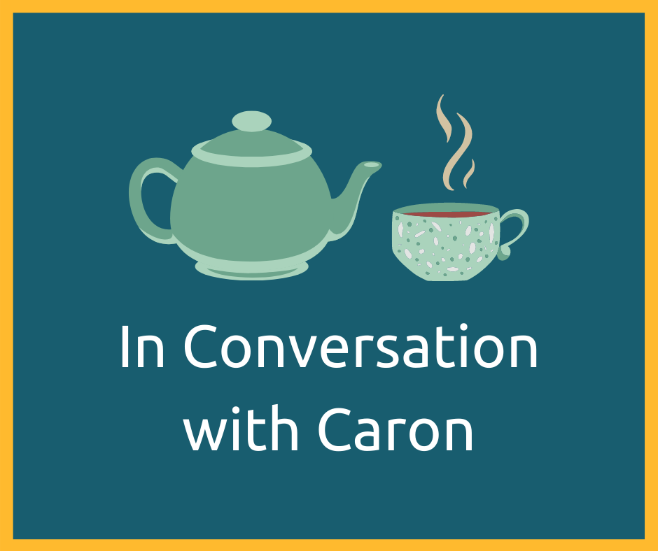 In Conversation with Caron from the Abingdon Team