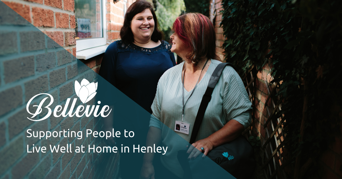 We're Now Available to Support People to Live Well at Home in Henley!