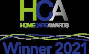 Home Care Awards 2021 logo