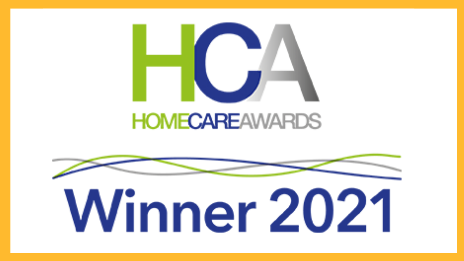 BelleVie wins at 2021 Home Care Awards