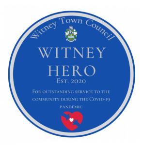 witney hero award