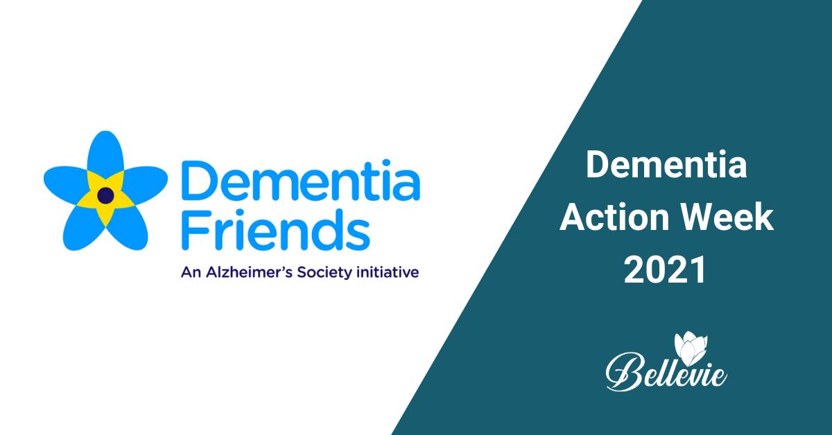 Dementia Action Week – Become a Dementia Friend