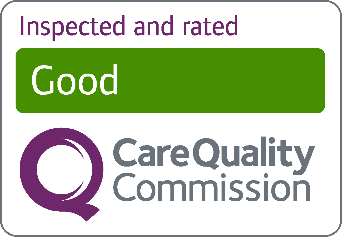 BelleVie in the Thames Valley Rated Good by CQC