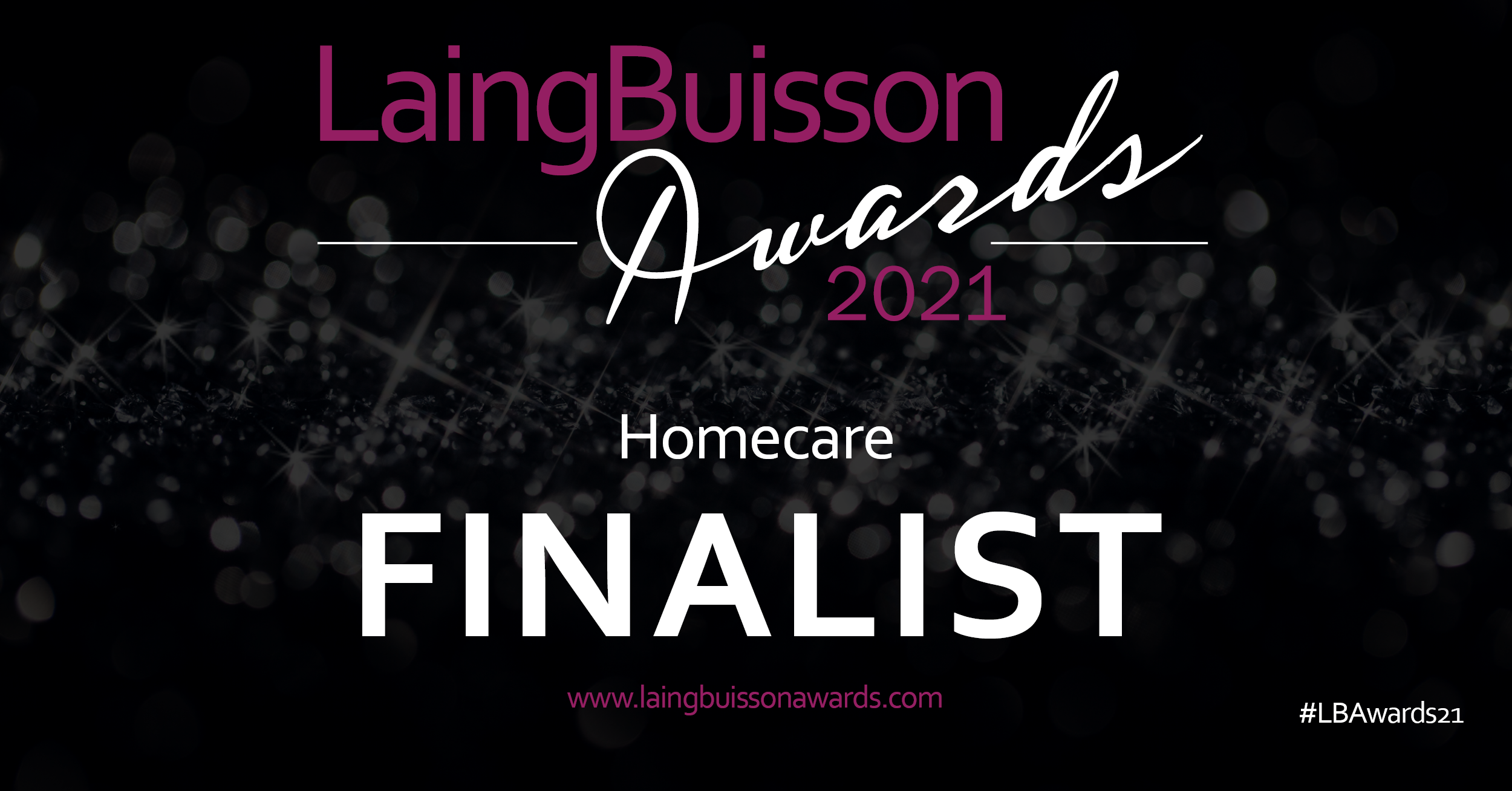 BelleVie Shortlisted for a LaingBuisson Award